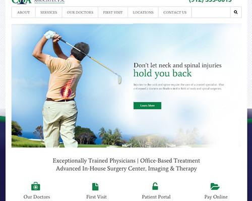 New Chatham Orthopaedics Website