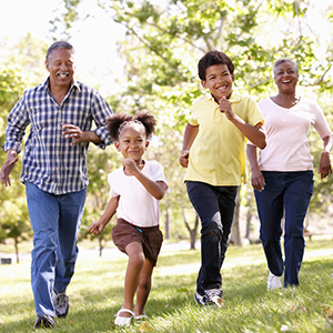 Keep Your Family Active with Tips from AAOS