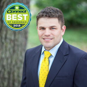 Dr. Siegall Named Best Orthopedist in Best of Savannah 2018