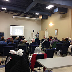Chatham Orthopedics Physicians Present for Memorial Health's Community Seminar Series