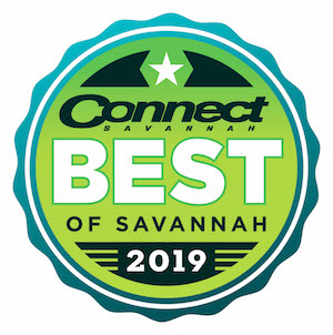 Dr. Hoffman Named Best Orthopedist in Connect Best of Savannah 2019