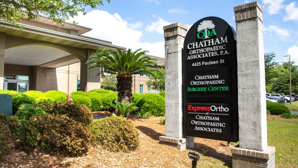 Chatham Orthopaedic Surgery Center Now Offering Outpatient Total Knee Replacements, Total Hip Replacements, and Anterior Hip Repairs