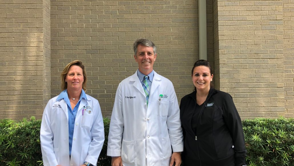 Get to Know Dr. Hoffman's Team