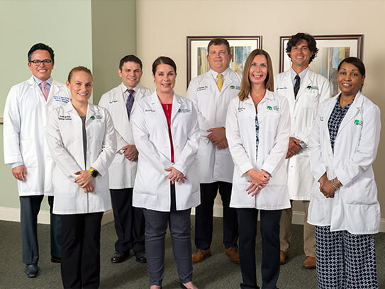 Our Orthopaedic Doctors