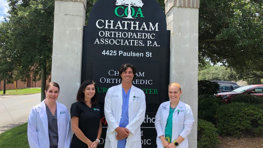 Get to Know Dr. Sofianos' Team!