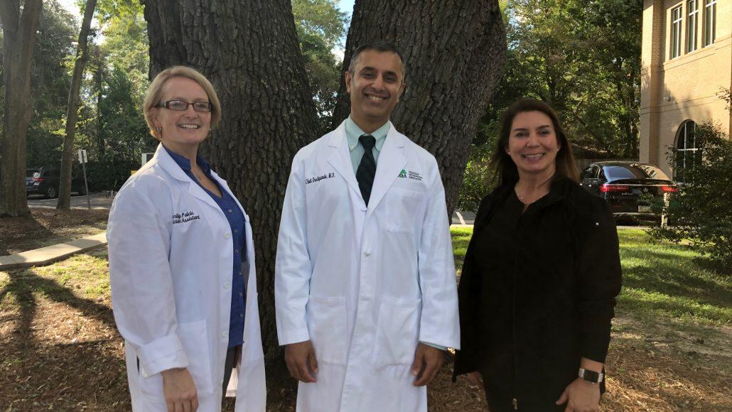 Get to know Dr. Chetan Deshpande's team!