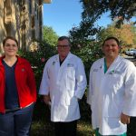 Get to know Dr. James Holtzclaw's team!