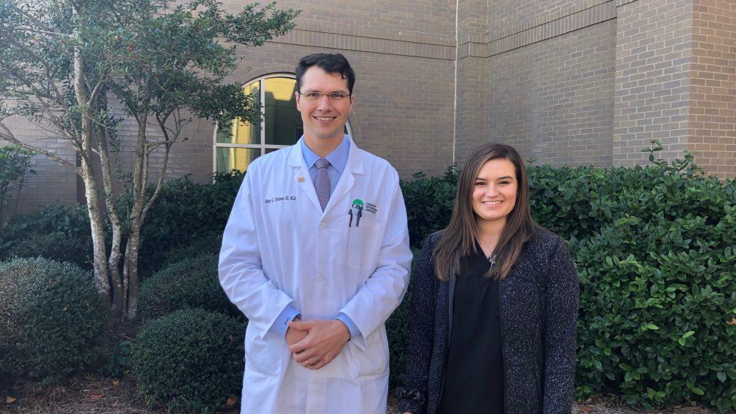 Get to Know Dr. Ochsner's Team!