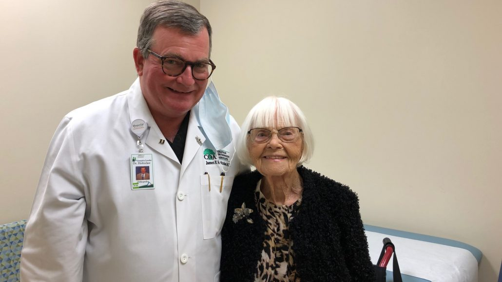 Former Patient Dorothy Wright Shares Her Hip Surgery Story