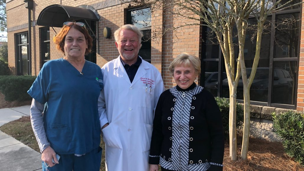 Former Patient Mary Ann Rodricks Shares Her Shoulder Surgery Story