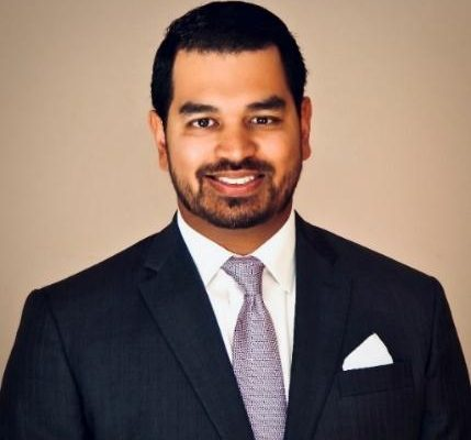 Chatham Orthopaedic Associates Welcomes New Physician, Ted S. Samaddar, M.D., M.P.H.